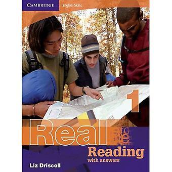 Cambridge English competenze lettura reale 1 con risposte: livello 1
