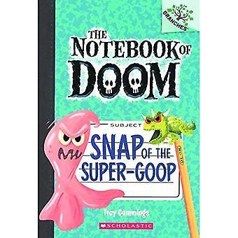 Kick av Super Goop (Notebook of Doom)