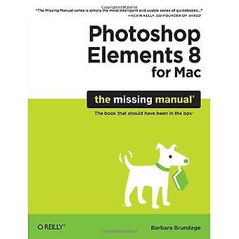 Photoshop Elements 8 för Mac: saknade manualen
