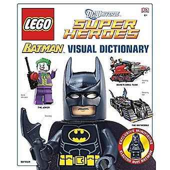 Lego Batman: Visual Dictionary [With Minifigure]