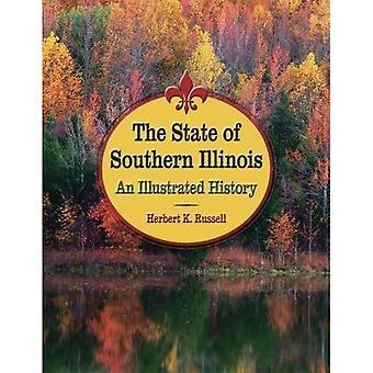 De staat van de Southern Illinois: An Illustrated History