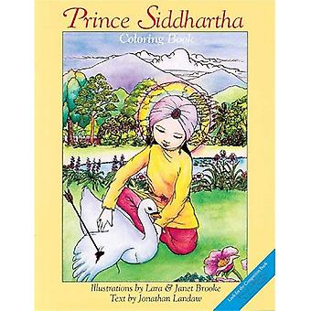 Prins Siddharta målarbok