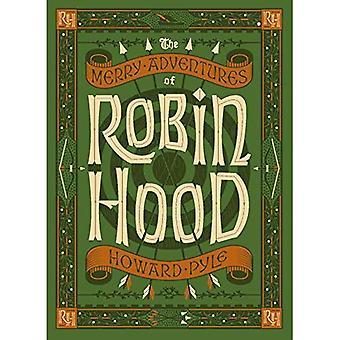 Die lustigen Abenteuer von Robin Hood (Barnes & edle Klassenemblem Kinder Klassiker)