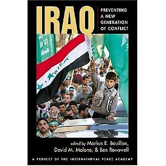 Irak: Att förhindra en ny Generation av konflikten