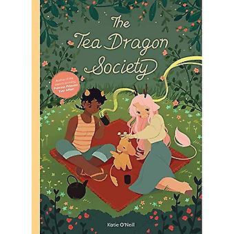 De thee Dragon Society (Hardback)