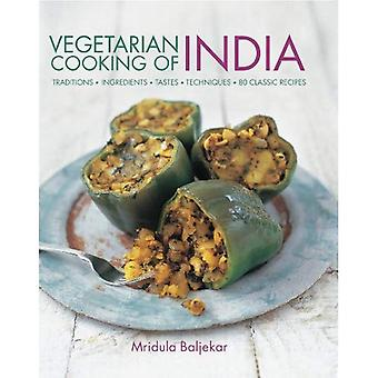 Vegetarian Cooking of India