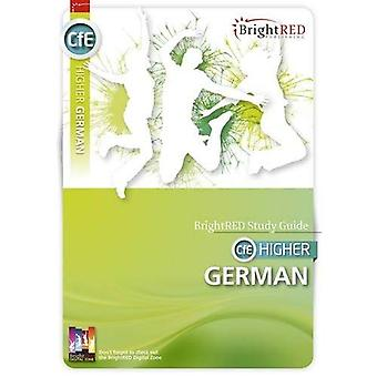 CfE Higher German (Bright Red Study Guide)