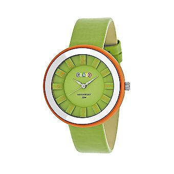 Crayo Celebration Unisex Watch - Green