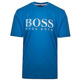 Boss Teecher 4 t-shirt Royal Blue