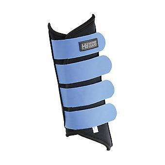 HyIMPACT blindado guarda Neoprene escovar botas (um par)