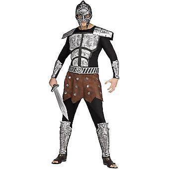 De volwassen kostuum Gladiator