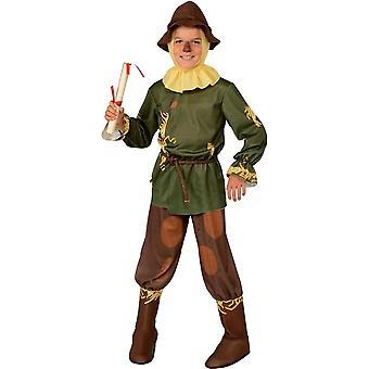 Scarecrow Child Costume From Wizard Of Oz