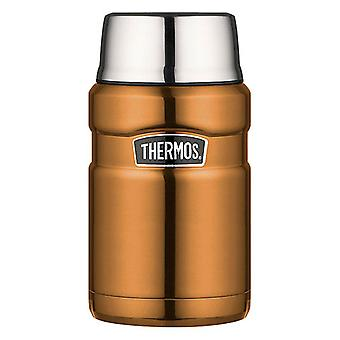 Thermos 710mL Stainless Steel King Vacuum Insulated Food Jr