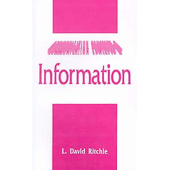Informationen von Ritchie & L. David & Professor