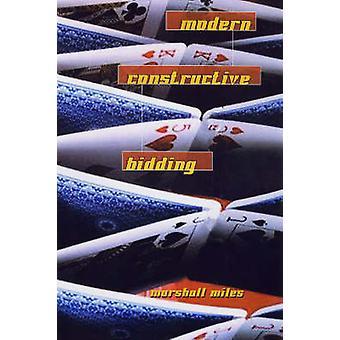 Modern Constructive Bidding by Miles & Marshall