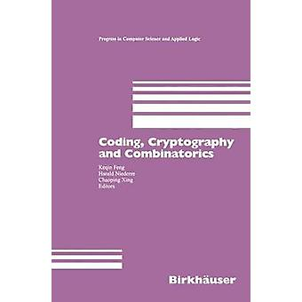 Coding Cryptography and Combinatorics by Feng & Keqin