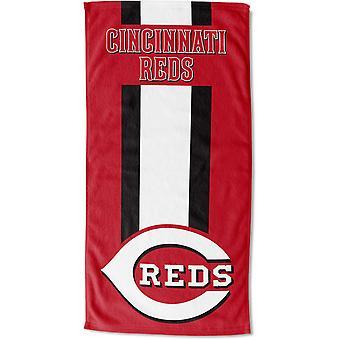 Nordvestlige badehåndklæde for MLB Cincinnati Reds 76x152cm ZONE