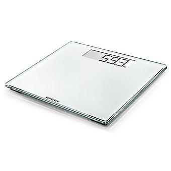 Soehnle 63853 stil forstand Comfort 100 digital badeværelse skalaer hvid