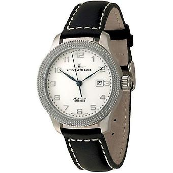 Zeno-Watch Herrenuhr NC Clou de Paris Automatic Retro 11554-e2