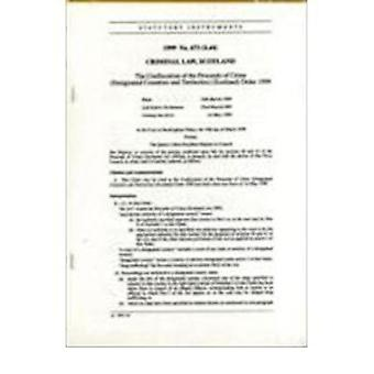 The Confiscation of the Proceeds of Crime (Designated Countries and T