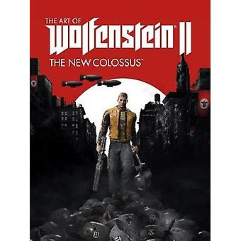 The Art Of Wolfenstein Ii - The New Colossus by MachineGames - 9781506
