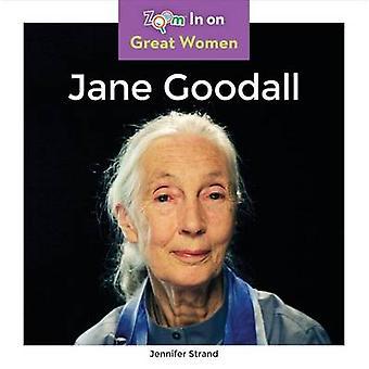 Jane Goodall by Jennifer Strand - 9781680792218 Book