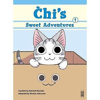 Chi's Sweet Adventures - 1 by Kanata Konami - 9781945054822 Book