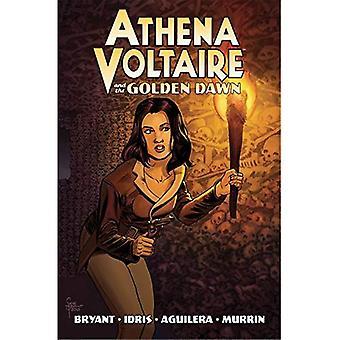 Athena Voltaire och den gyllene gryningen
