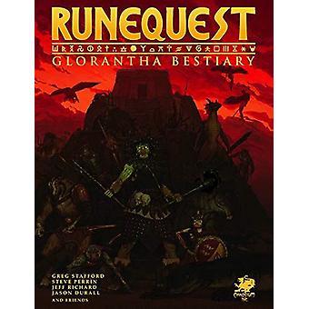 Bestiary RuneQuest RPG à Glorantha