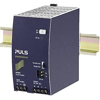 PULS CPS20.241-D1 Rail mounted PSU (DIN) 24 V DC 20 A 480 W 1 x