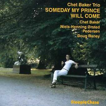 Chet Baker - Someday My Prince Will Come [CD] USA import