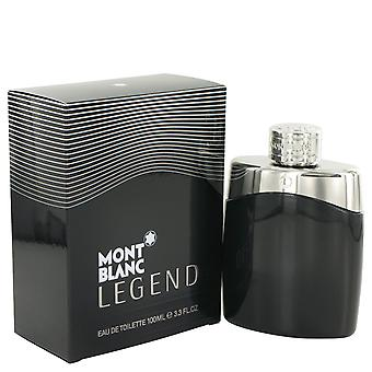Colonia de Mont Blanc Legend de Mont Blanc EDT 100ml