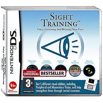 Sight Training (Nintendo DS) - Fabrik versiegelt