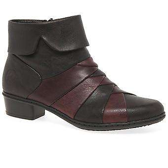 Rieker Haven Womens Ankle Boots