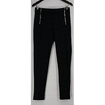 Slimming Options for Kate & Mallory Leggings Density Knit Black A426783