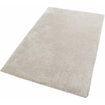 Tapis de pierre blanche Rectangle tapis Plain/presque plaine relaxx 4150 06