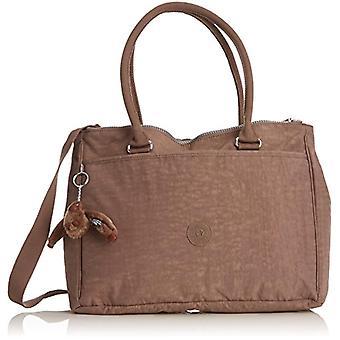 Kipling Halia Brown Women's Shoulder Bag (Marron (Monkey Brown)) Taille unique