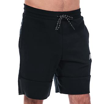 Mens New Balance Athletic Shorts In Black