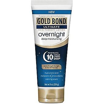 Gold Bond Ultimate Overnight Skin Therapy Lotion