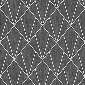 Indra Geometric Wallpaper Muriva