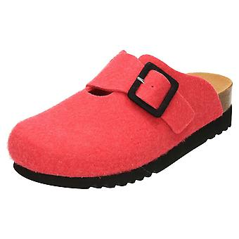Scholl Rose Bioprint Maggie Supportive Slipper Mule Clog