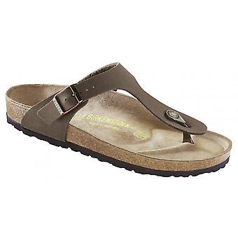 Birkenstock Gizeh Sandal 043751 Mocha vanlig
