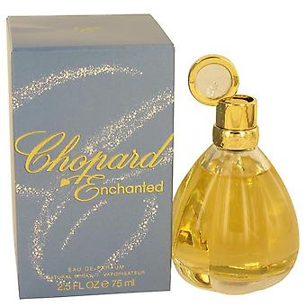 Chopard enchanted eau de parfum spray by chopard 535282 75 ml