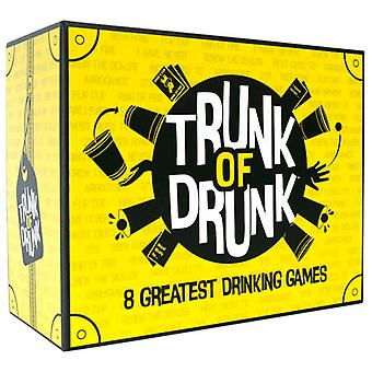 Trunk of Drunk-8 Greatest Drinking Games