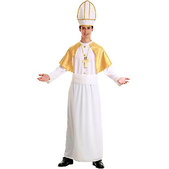 Pious Pope Adult Costume, L