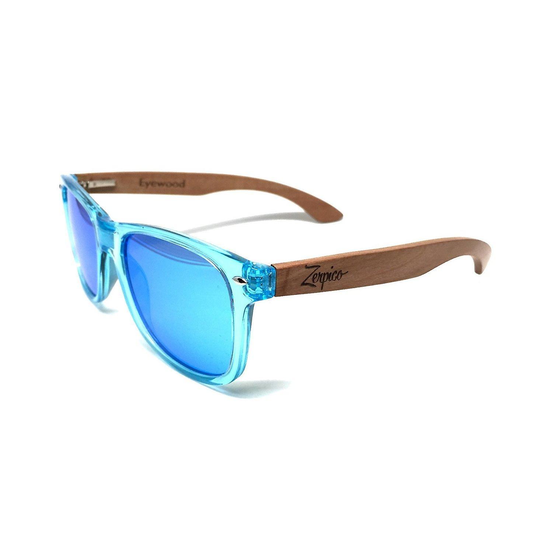 Eyewood Sunglasses - Wayfarer - Sapphire