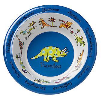 Tyrrell Katz Dinosaurs Melamine Bowl