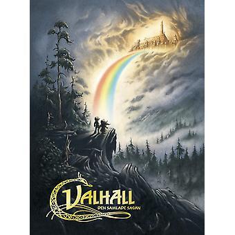 Valhalla : całkowita saga 1 9789187877315