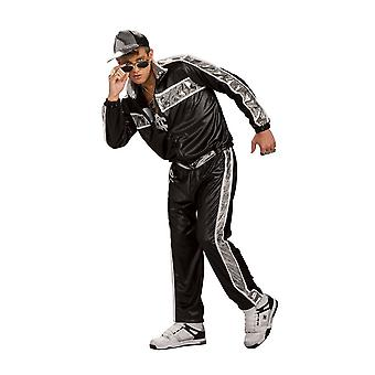 Bristol Novità Adulti Unisex Rap Idol Costume