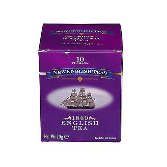 Classic 1869 english tea 10 individually wrapped teabags